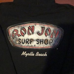 Ron Jon surf shop hoodie Sz medium